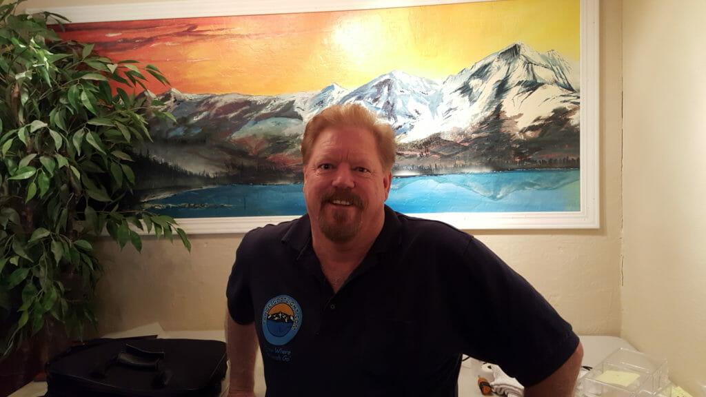 Jack Young, President Bud Bionics